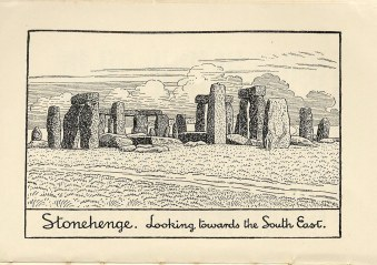 Heywood Sumner from Stonehenge Today and Yesterday, 1937
