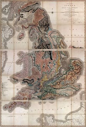 Smith's Geological Map http://www.ypsyork.org/resources/yorkshire-scientists-and-innovators/william-smith/
