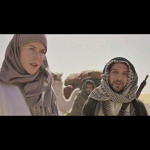 Film still Queen of the Desert. http://queenofthedesertfilm.com/category/filmpics/