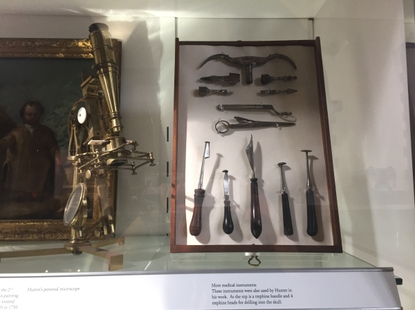 Scientific Instruments. Picture by Kate