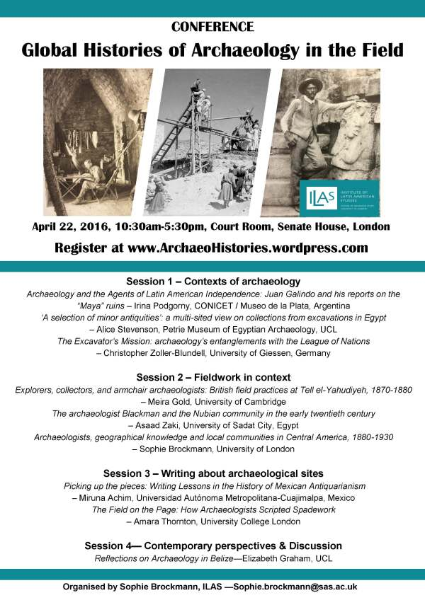 Programme History of Archaeo conf (1)