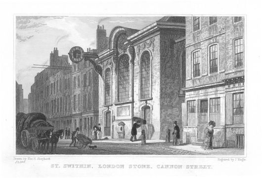 800px-St_Swithins_London_Stone_church_1831
