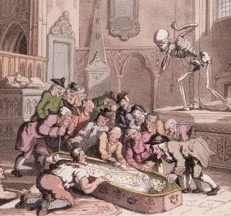 rowlandson_death__antiquaries