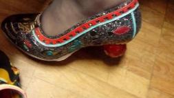 ellie shoe side