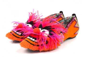 irregular-choice-muppets-party-animal-orange-pink-furry-flat-ballet-shoes_47856