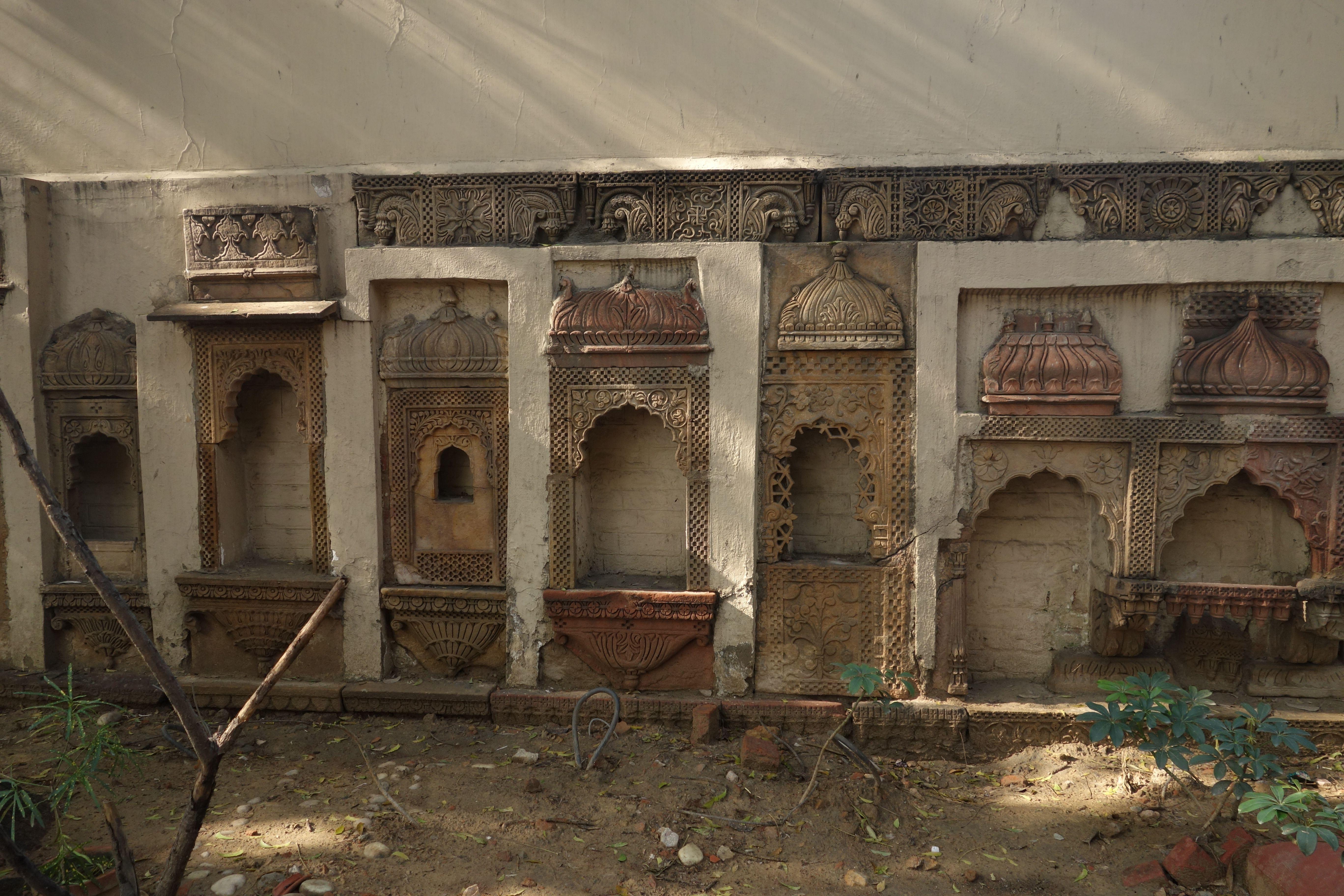 Figure 9 Doorways National Handicrafts and Handloom Museum India