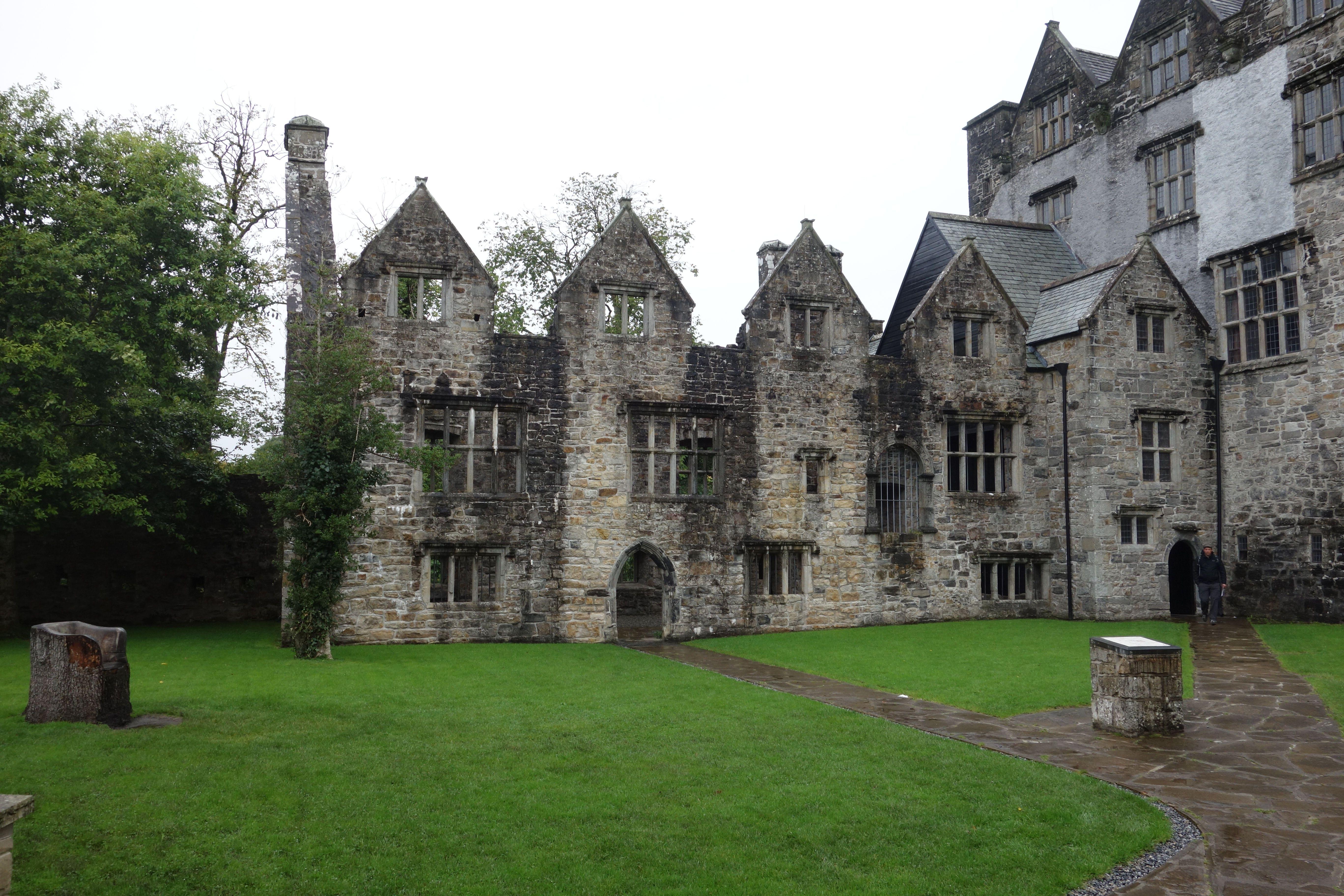 Figure 3. Donegal Castle exterior