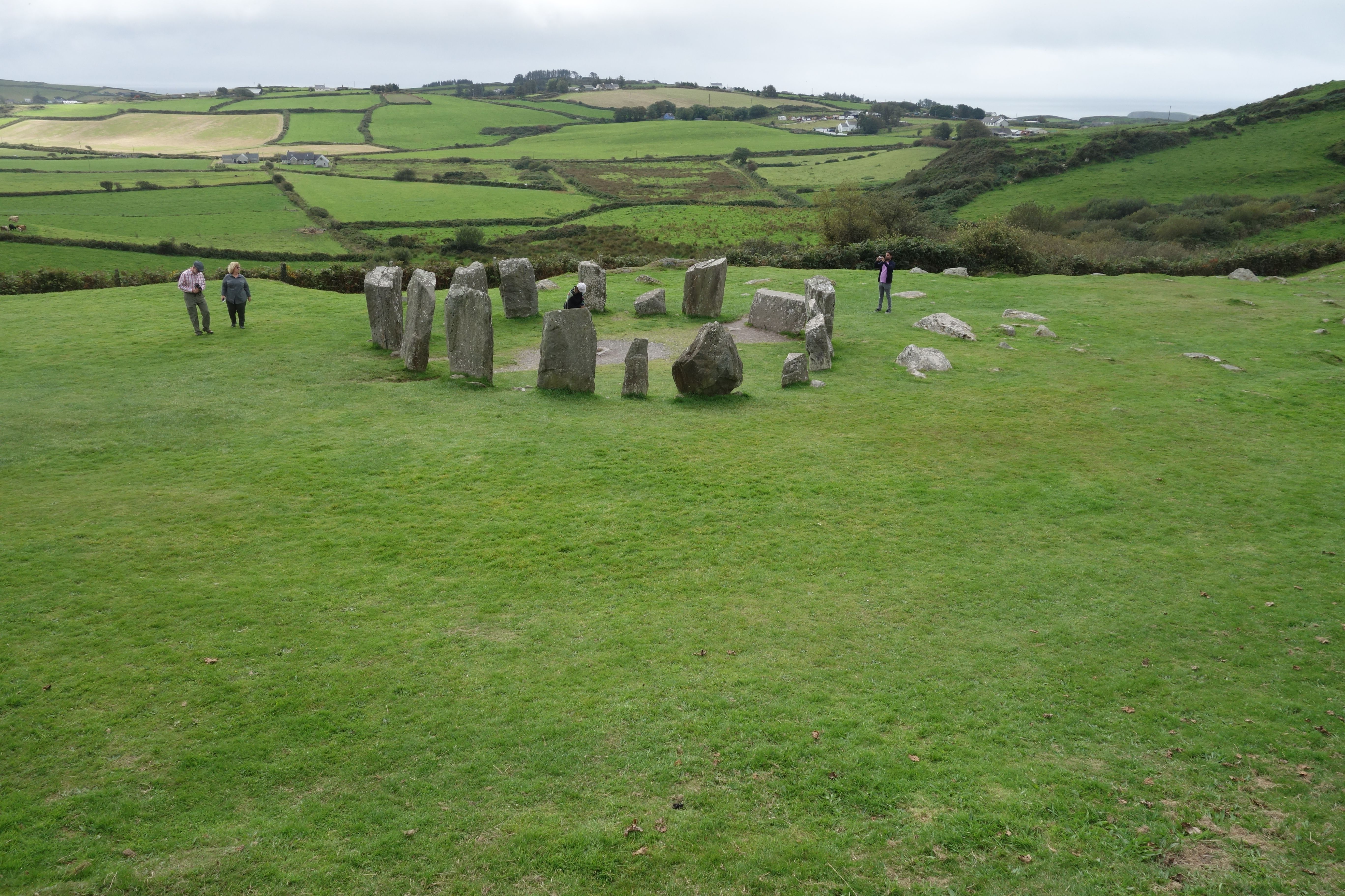 Figure 9. Drombeg Stone Circle sign (2)